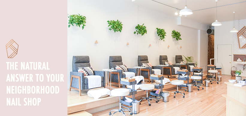 About Spruce Natural Nail Shop