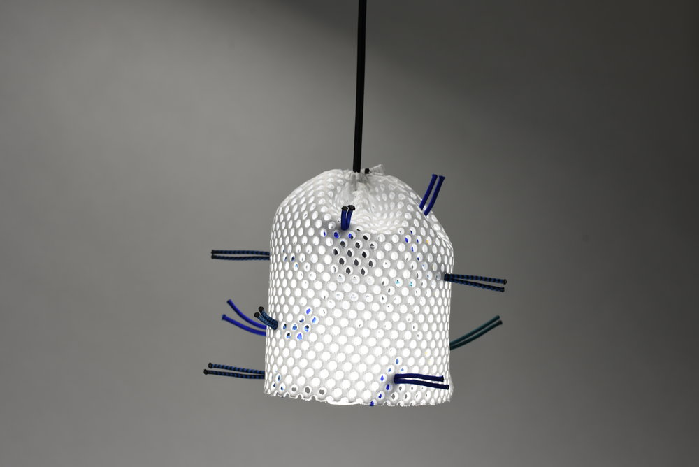 Spiky the lamp