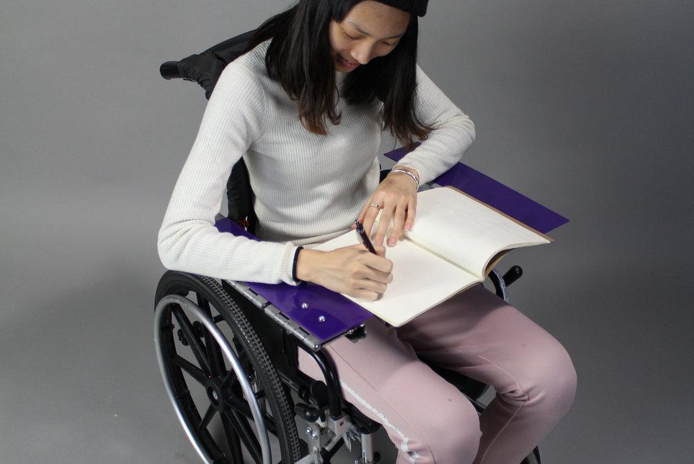Wheelchair Lap Tray
