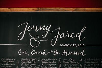 e44a66ab5669 Real Wedding  Jenny + Jared - Rickhouse