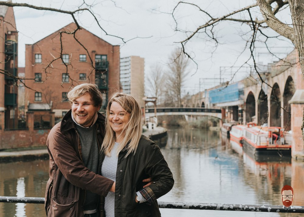 Couple standing by canal.jpg