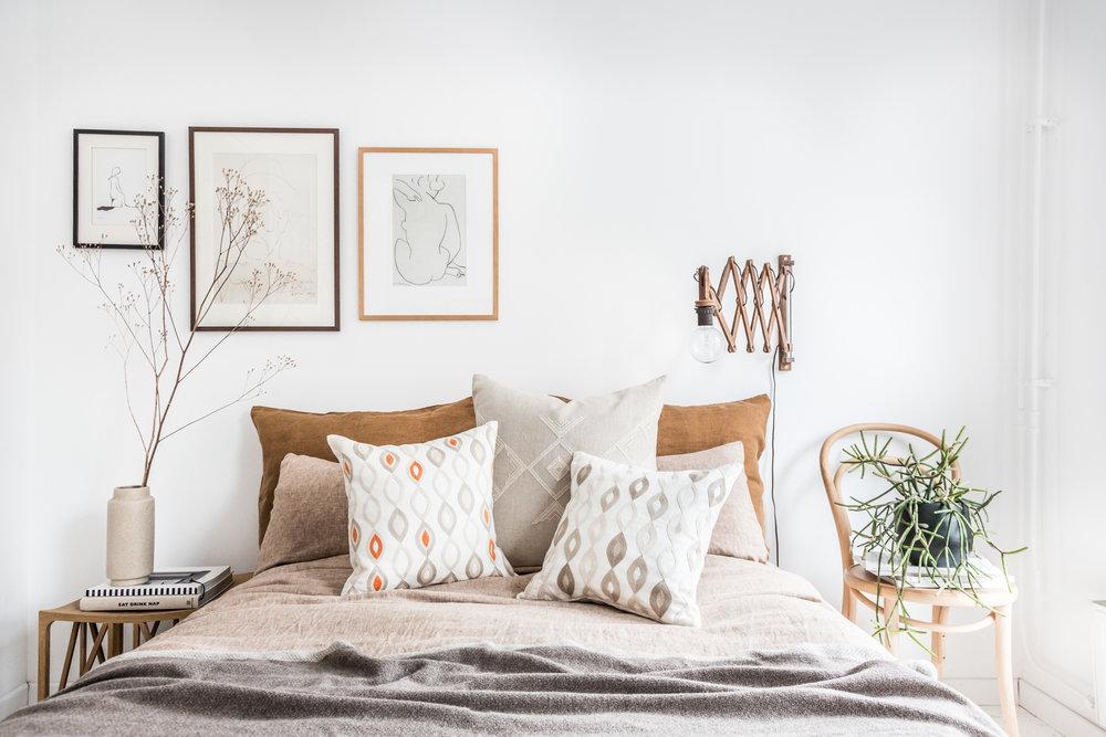 Artha Winter Bedroom Edit