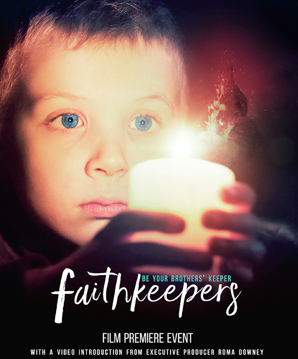 FAITHKEEPERS - September 8th, 2017 7:00pm - 8:30pmBUY TICKETS HERE