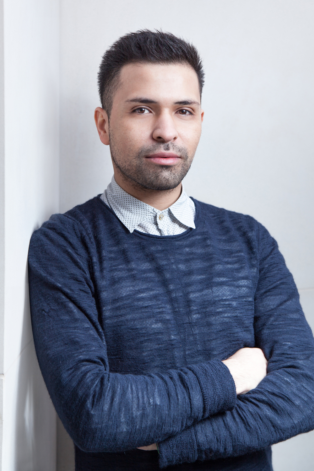 Ricardo - salon assistant at Hiro Miyoshi