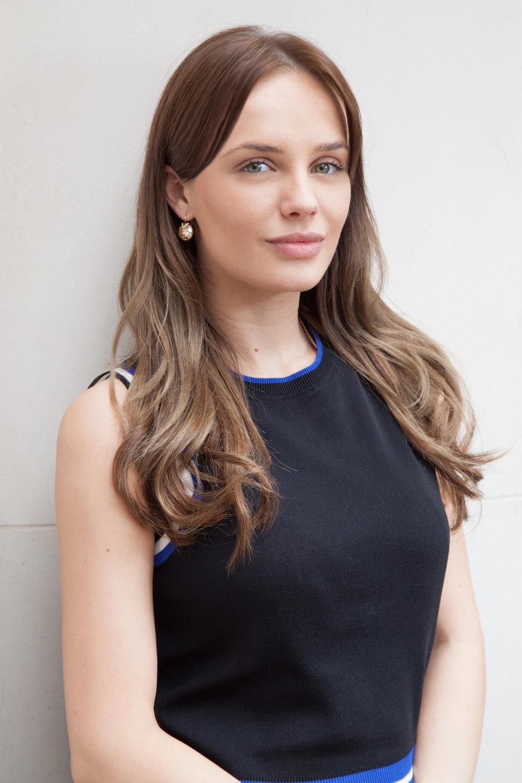 Natalia - Reception / Eyelash Extension Technician