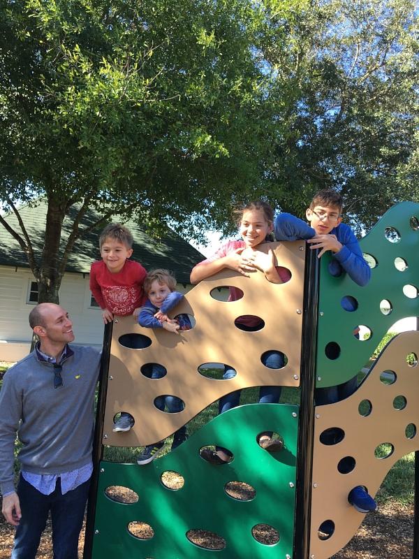 The Kilman Clan (4 of the 5 Children)