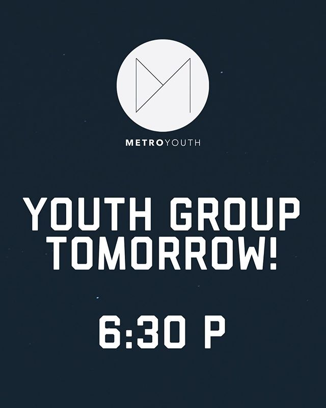 We can't wait to see you tomorrow! Bring a friend and let's get it!