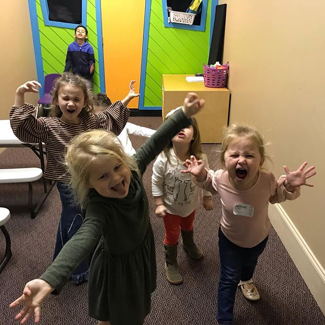 Yesterday was something else. We had such a blast with your kids that we can't wait to see them and their friends again today.  See you at 10AM and/or 7PM for the last day of the ᖴᗩITᕼ ᔕEᗰIᑎᗩᖇ.  #MetroKids #AnimalFreezeGame