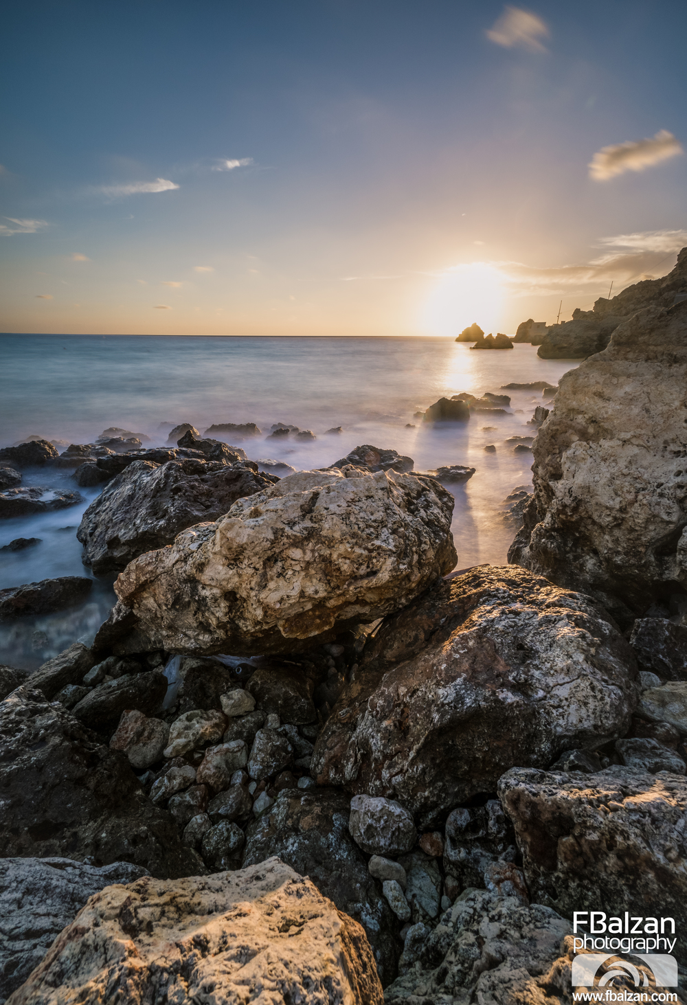 Sunset Malta Photography