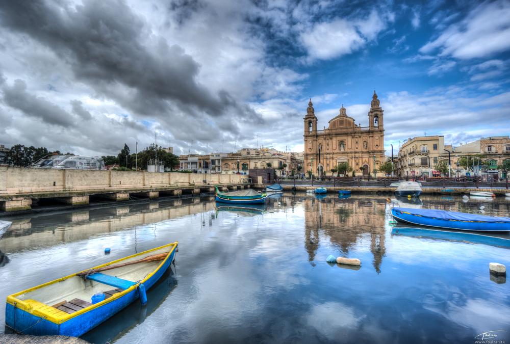 Msida Malta Photography