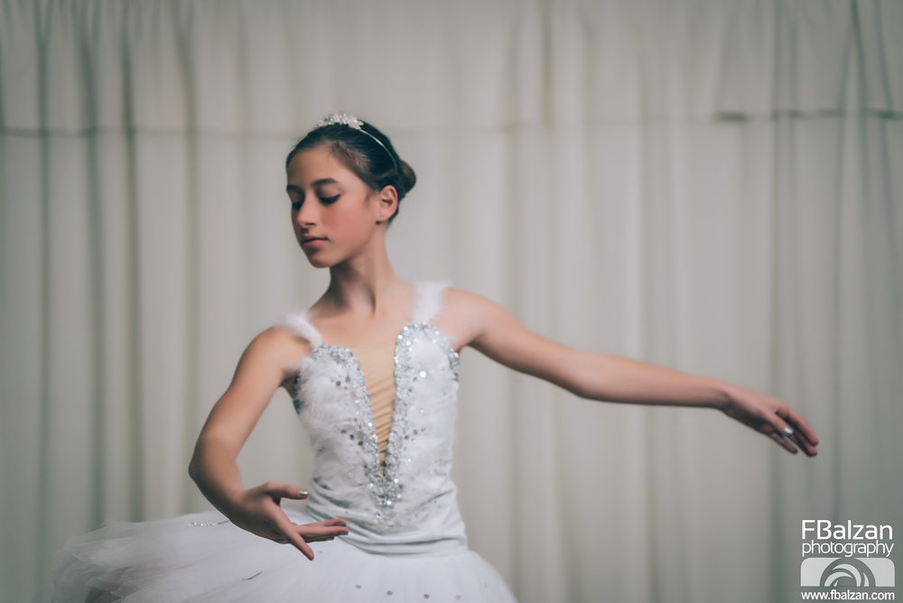 Ballet photoshoot at Artemotion