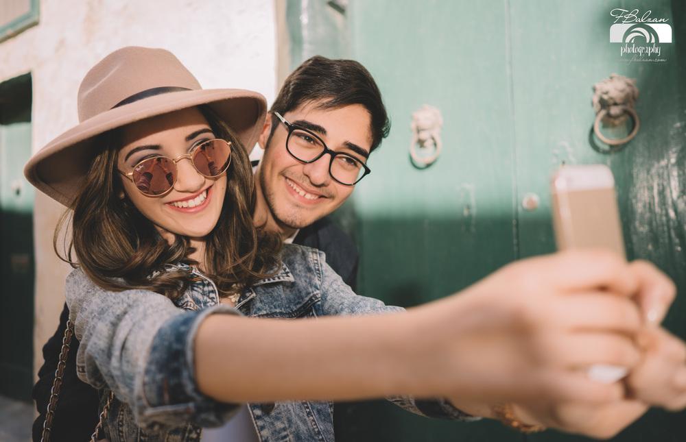 Selfie at Mdina