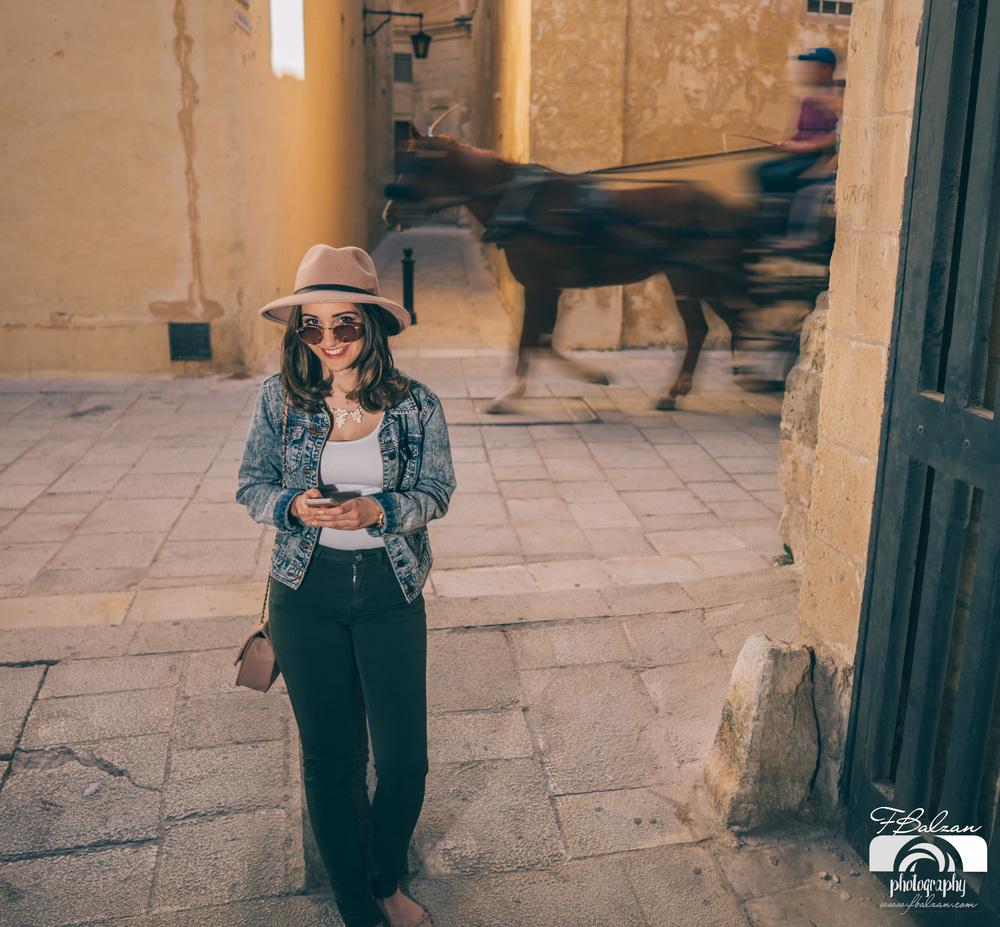 Exploring Mdina - Malta