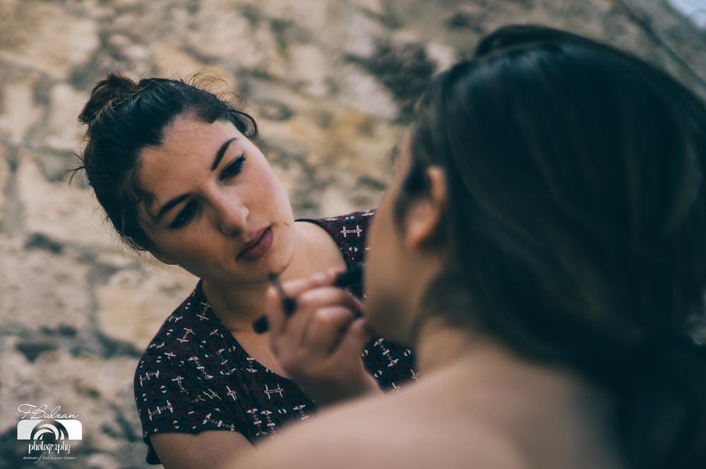 Makeup by Maria Ghigo