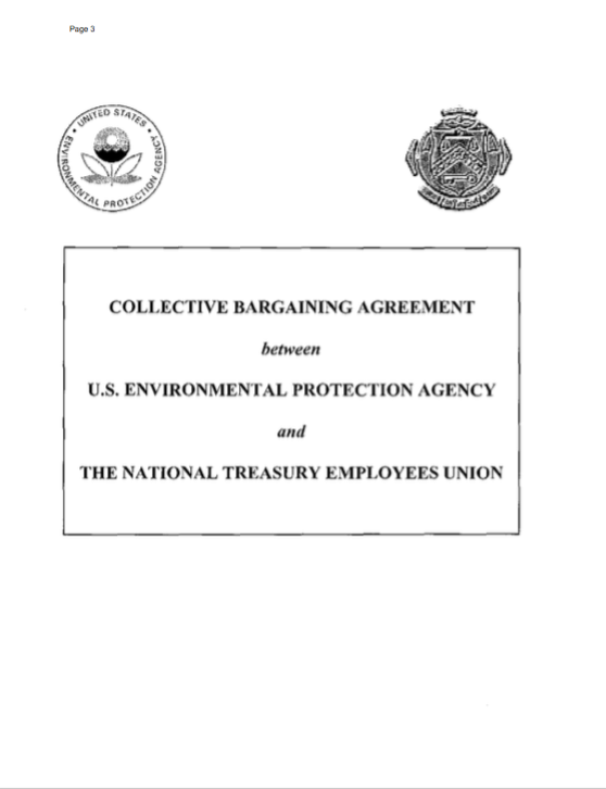 Draft, Ratified Collective Bargaining Agreement