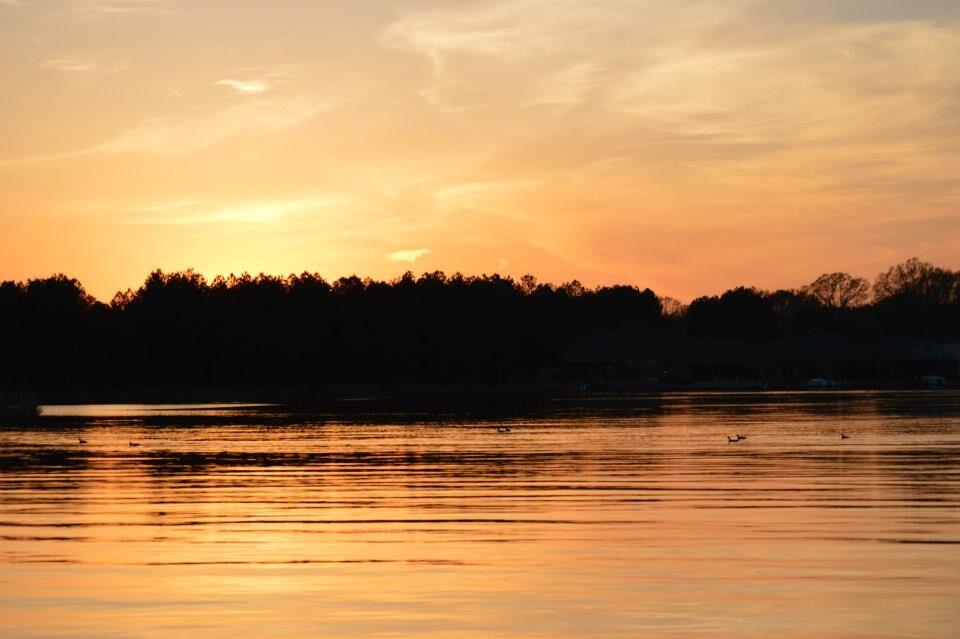 Camden Lake of Lake Caroline