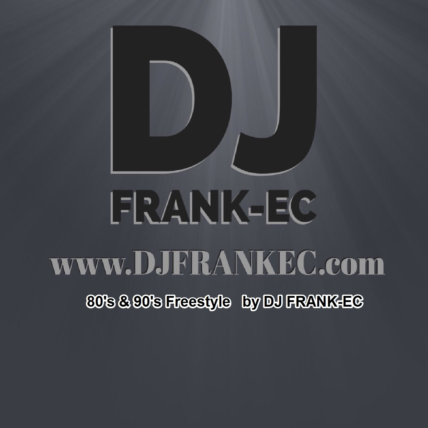 80's & 90's Freestyle Vol.1 (DJ Frank-EC)