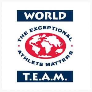 Visit World T.E.A.M. Sports →