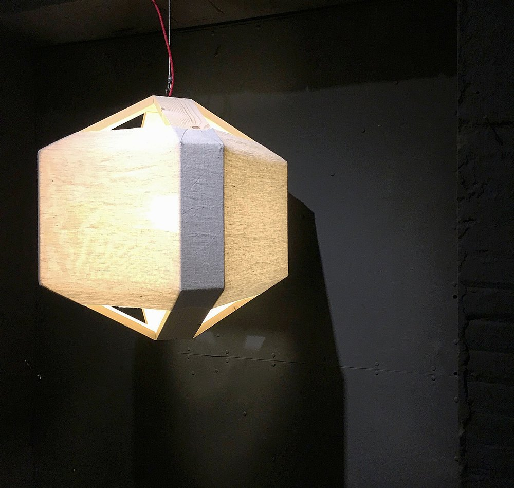 cënelló XL. Pendant lamp
