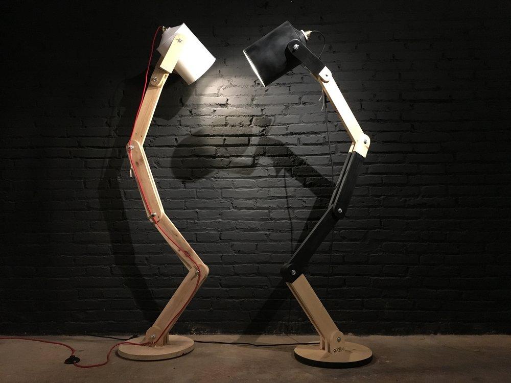 HITCHCOCK PRACTICA, FLOOR LAMP