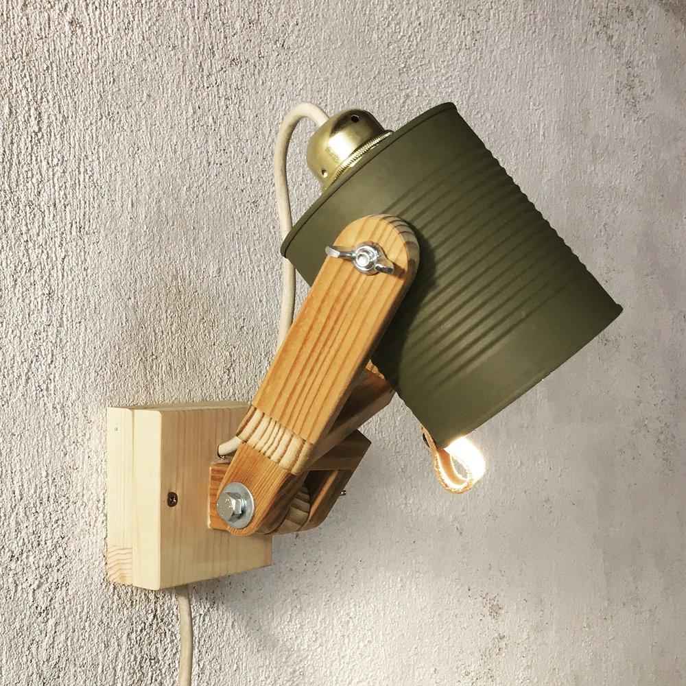 LA SANTA, WALL LAMP, OUR SOLIDARITY LAMP