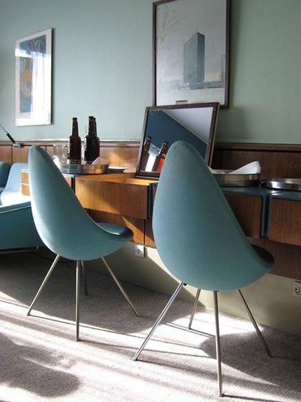 Radisson Blue Royal Hotel, Room 606 Design by Jaime Hayon in Copenhagen.