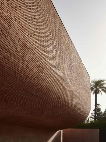Yves Saint Laurent Museum in Marrakech by Studio KO