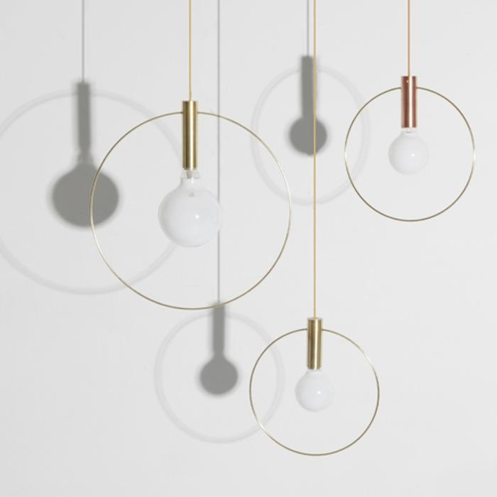 Aura: Hanging lamp by Ladies & Gentlemen.