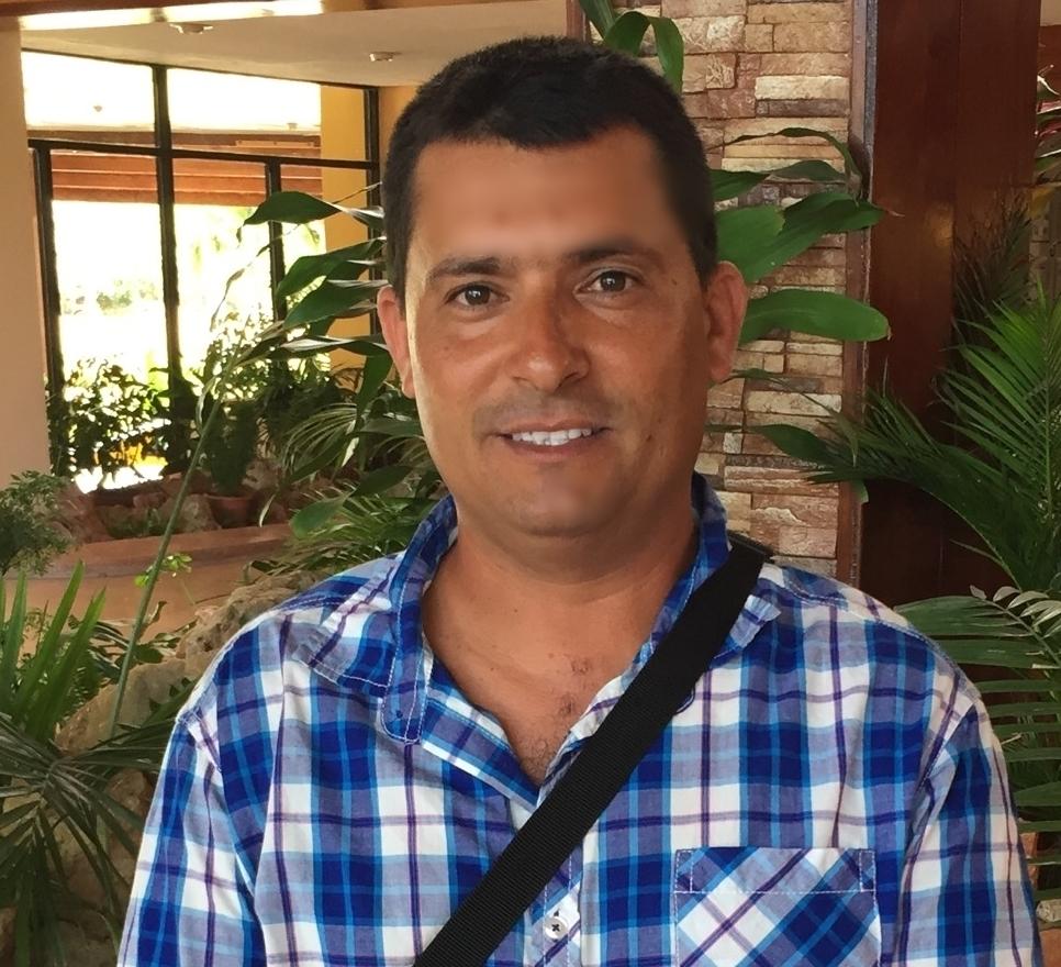 Coach Noelvis Gonzalez Matos