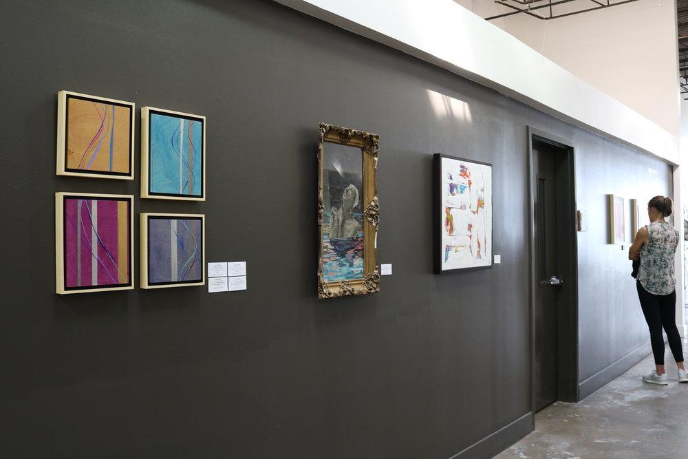 Installation view CAMIBAart