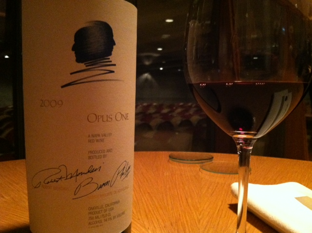 Opus One experience