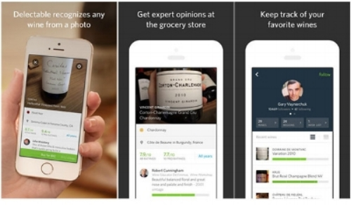 I love the clean design and layout of the app as well as the ease of use inputting new wines.