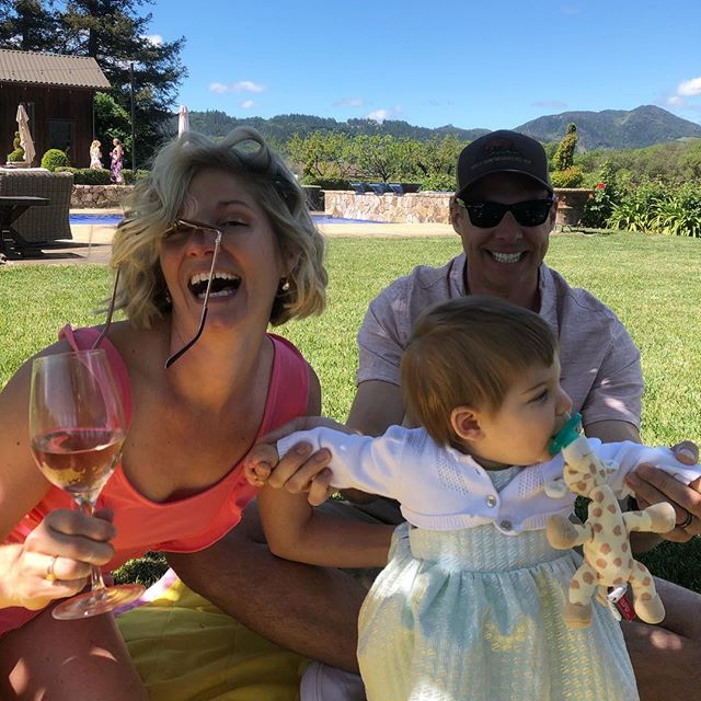 Happy Easter from our family to yours! 🤪🍾❤️#keepinitclassy #easter #roseallday #itsmyfirstglassiswear