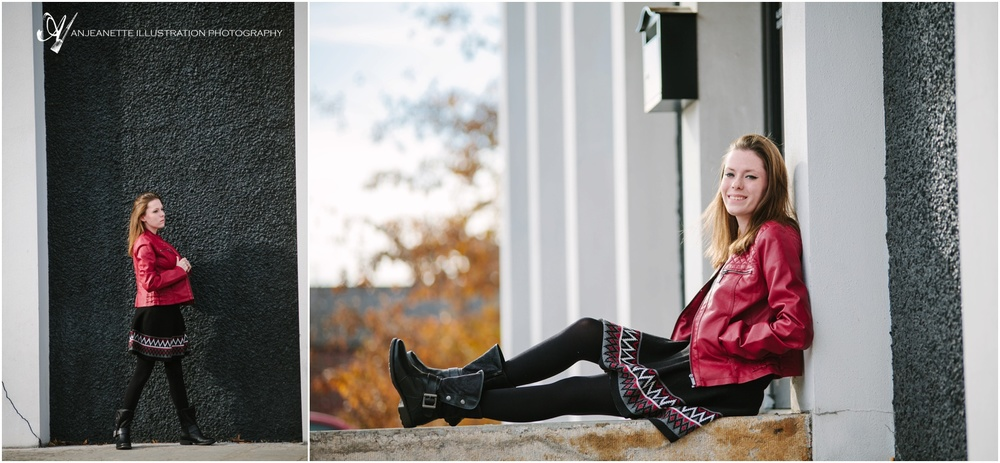 Hendersonvilee Senior Pictures Anjeanette Illustration Photography