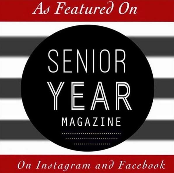 Hendersonville Senior photos by Anjeanette Illustration Photography