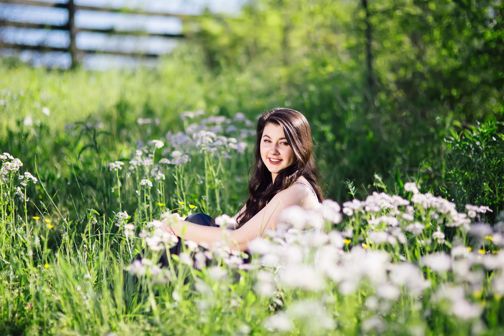 Hendersonviile, Tn Senior Pictures Artistic Photographer | Anjeanette Illustration Photography | Affordable Senior Portraits