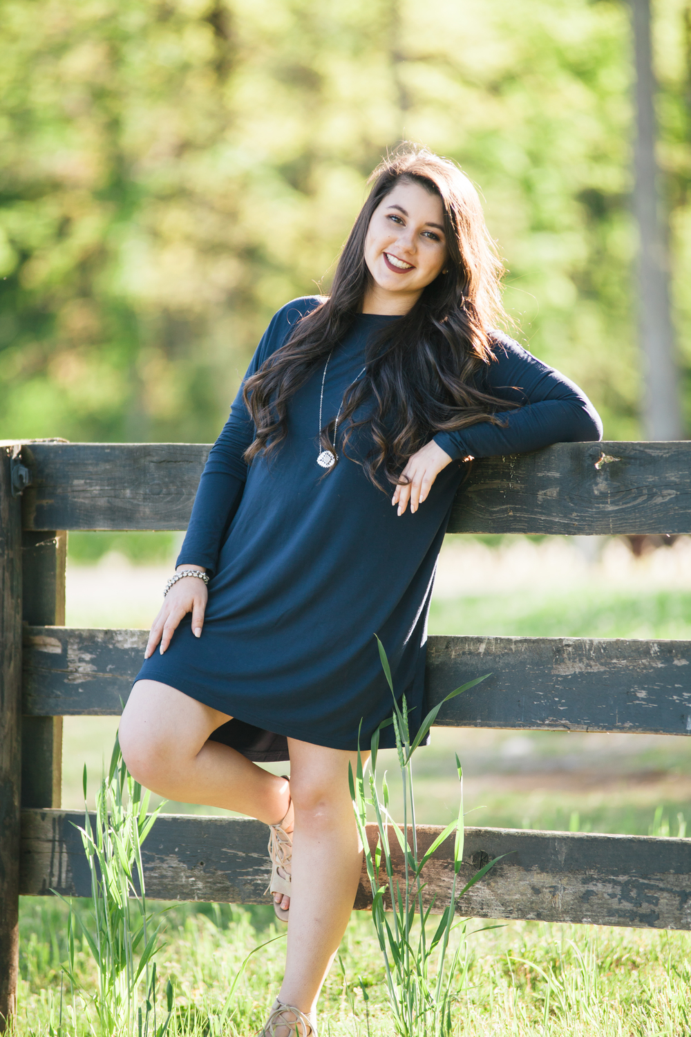 Senior pictures Hendersonville, Tennessee photos Anjeanette Illustration Photography