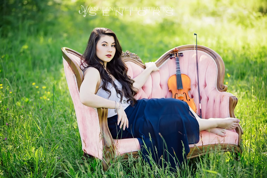 Hendersonville, Tennessee Senior pictures | Anjeanette Illustration Seniors Photography