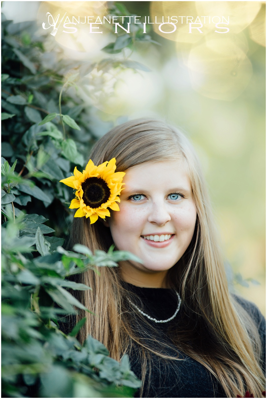 Located in Hendersonville, Tennessee, Anjeanette Illustration Seniors Photography specializes in unique artistic Senior Portraits