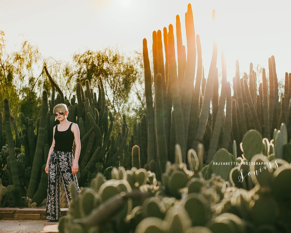 Botanical Gardens with my favorite girl | Anjeanette Photography ...