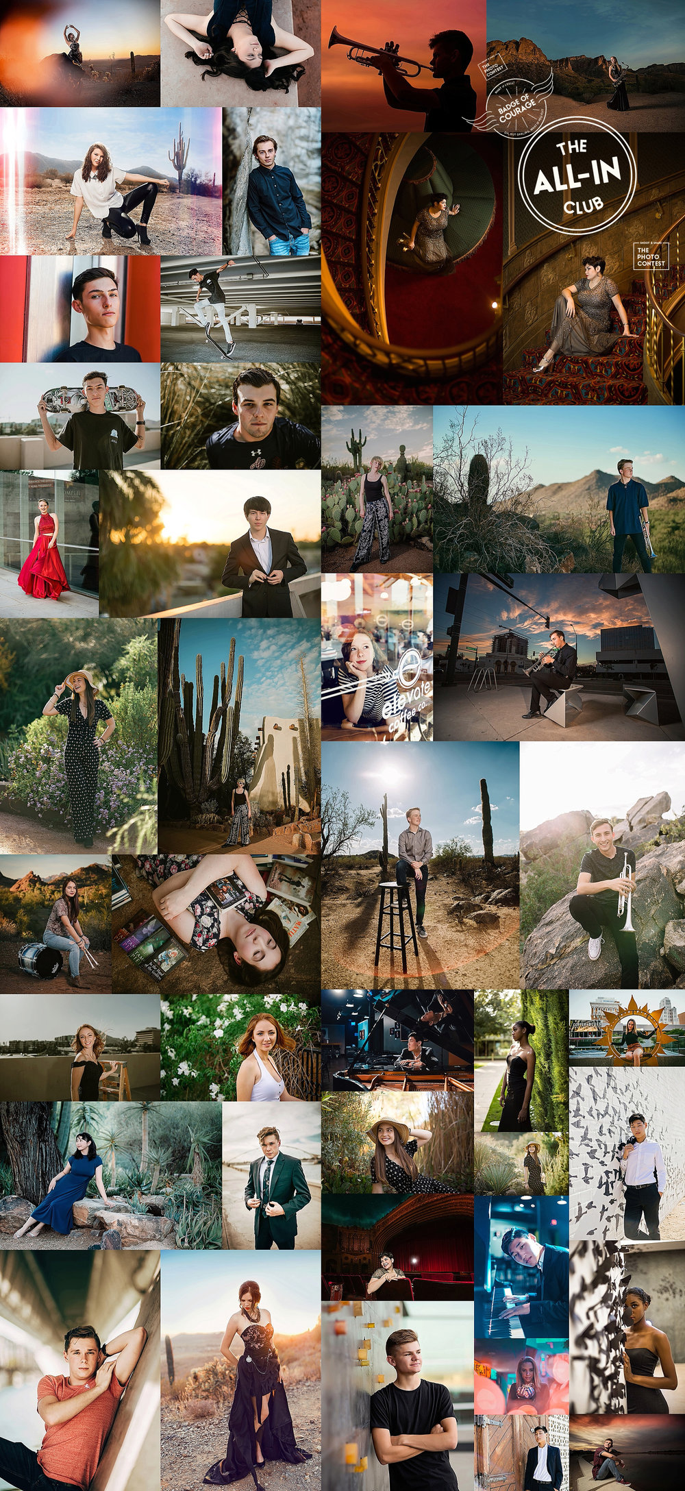 Places to take senior pictures Peoria Az senior grad pictures Anthem scottsdale high school portraits photographer Anjeanette Photography Phx Arizona