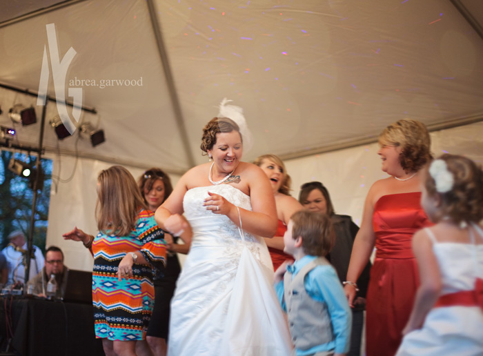 Mother + Son dancing :)