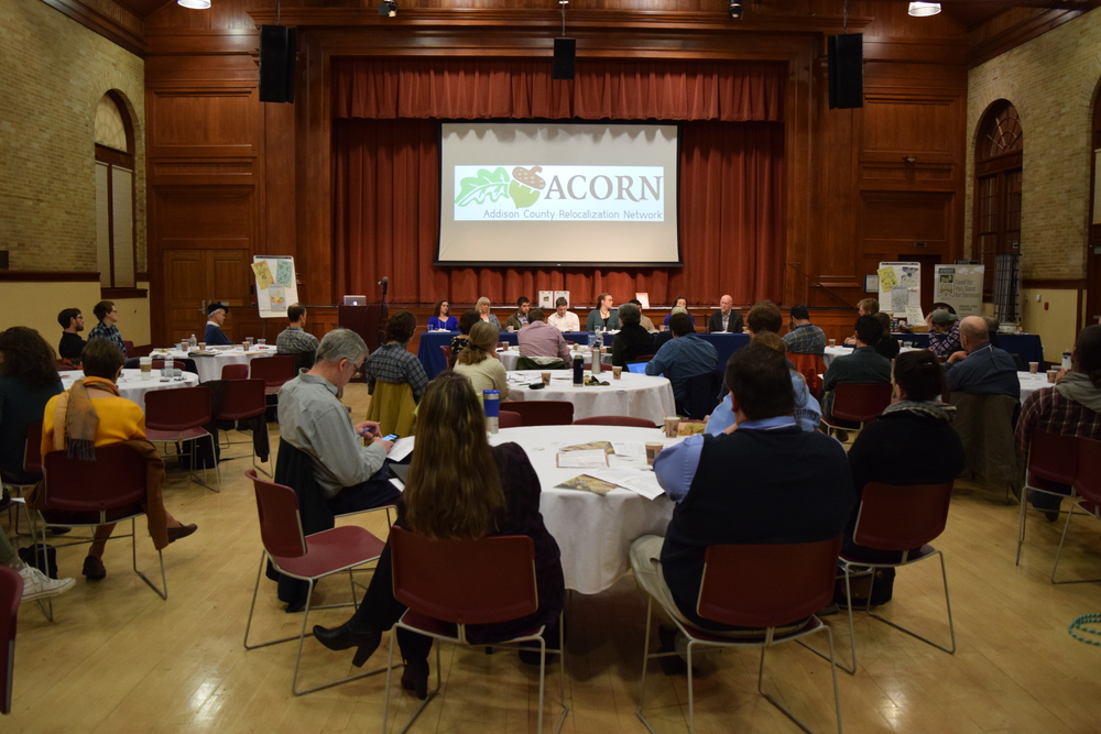ACORN Producer and buyer forum, march 2016