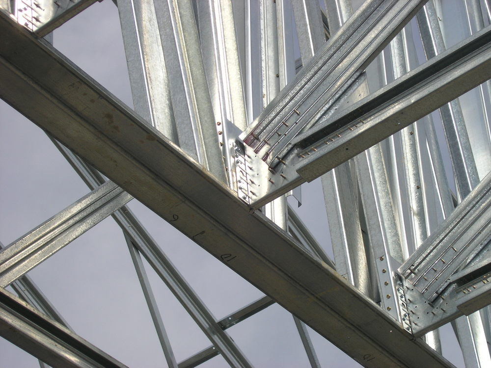 Truss Connection detail