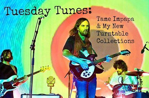 BEHOLD!  Tuesday Tunes happened. And on Tuesday this time.  Link in BIO. #tuesdays #tuesdaytunes #tameimpala #jeffbuckley #johnnycash #thekillers #thekillersvictims #musicislife #playlistoftheweek