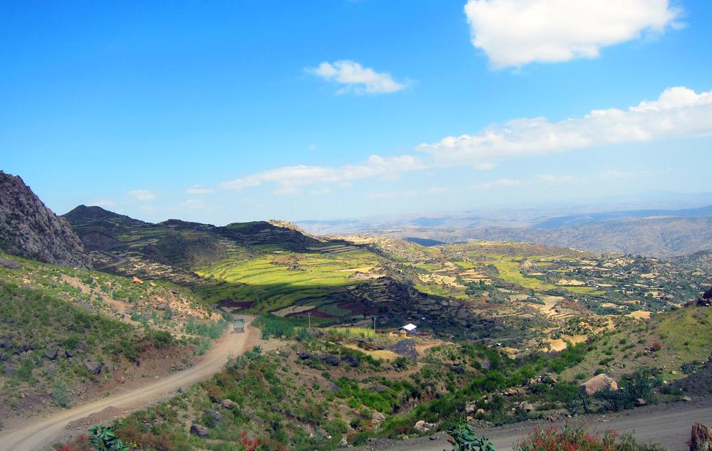 Ethiopia, 2012
