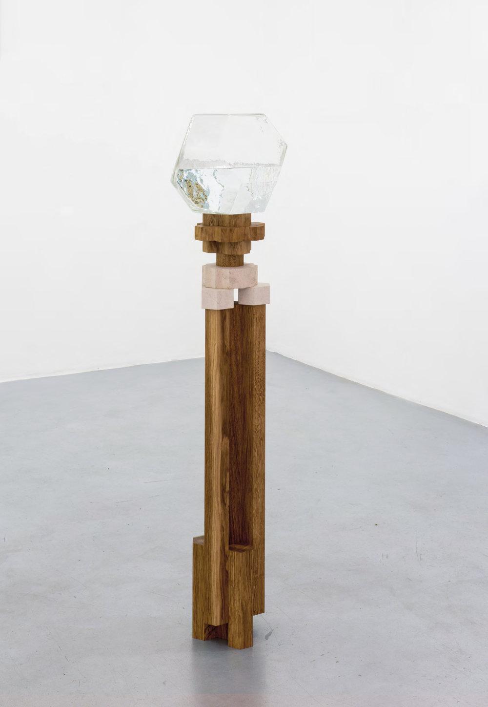 Raphaël Zarka.  Credits photo:  Galerie Michel Rein