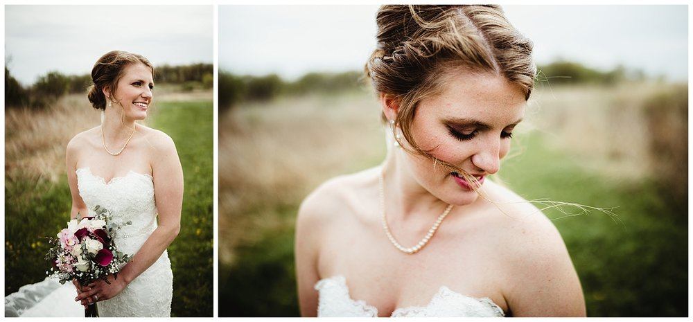 Kayla E. Photography wisconsin wedding bride.jpg