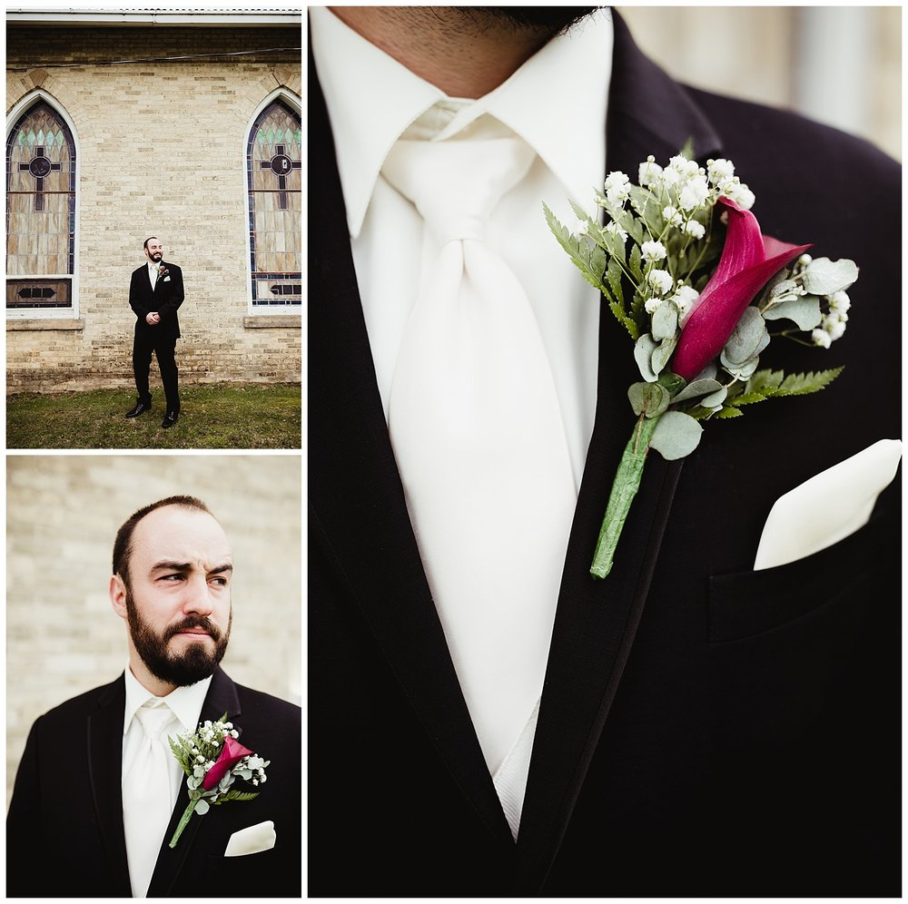 Kayla E. Photography wedding groom wisconsin.jpg