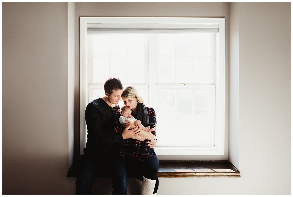 in home lifestyle newborn session madison wi composition kayla e photography.jpg
